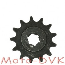 Звезда моторная  на мотороллер Муравей  под Иж цепь