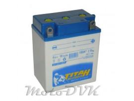 Мото акумулятор 6В18А 3 MTC- 6 Титан (Forsage) (Іж Мт)