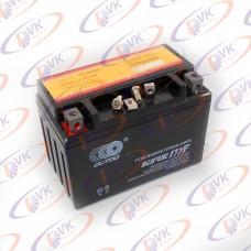 Гелевый аккумулятор 12в 9А YTX9-BS (MF) OUTDO клемы коробка