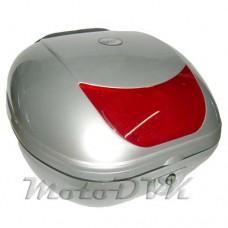 Багажник на скутер DVKmoto ZH-N03 abs Cеребро.