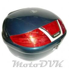 Багажник на скутер    PH 08   (31литр)  синий