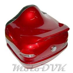 Кофр на скутер DVKmoto   Mersedes 807 abs  красный