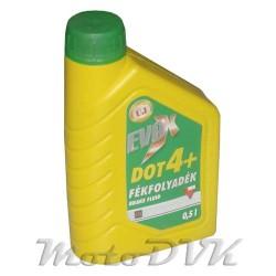 Elf Moto breake fluid DOT 4 тормозная жидкость
