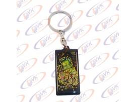 Мото брелок для ключей DY-009   Монстр  «Франкенштейн»