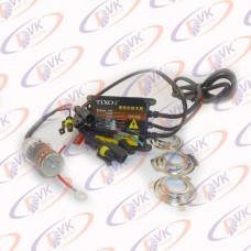 Ксенон на мотоцикл 12V35W  8000K   Tixo W35