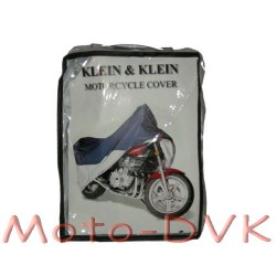 Чехол для мотоцикла, квадроцикла до 150сс Серебрянка