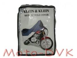 Чехол для мотоцикла, квадроцикла до 250сс Серебрянка