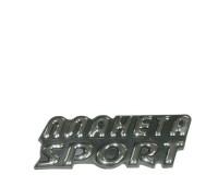 Наклейка на мотоцикл пластмасовая  ПЛАНЕТА-SPORT