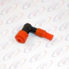 Насвечник уголок 90 градусов (оранжевый)