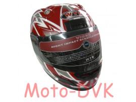 Шлем   AGIVA    BJ5000 красный