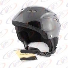 Відкритий шолом DVKmoto QL-631 abs чорний розмір M / L