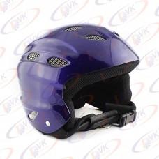 Відкритий шолом DVKmoto QL-632 abs синій розмір S / M