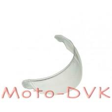 Визор на шлем DVKmoto 105 прозрачный, противоударный, нецарапающийся