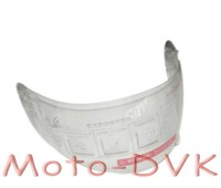 Визор на шлем KY-111-B, KY-118, KY-115, K-22B прозрачный