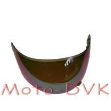 Визор на шлем KY-111, KY-118, KY-115, K-22B зеркальный