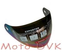 Тонированный Визор на шлем DVKmoto QL-203, К-51, К-52, К-55