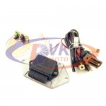 Модуль микропроцессорного бесконтактного зажигания 1146.3734 на мотоцикл Ява 6-12В  (Совек)