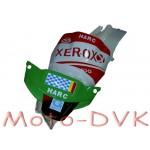 Обтекатель на мопед  в сборе DIO AF-27 пластик крашенный