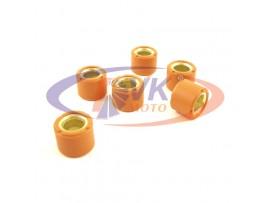Ролики вариатора  на скутер  GY6-50/60/80сс  8,0 грамм