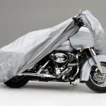 Чехол на мотоцикл от непогоды