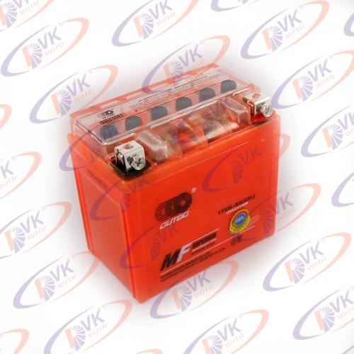 Аккумулятор для скутера, разновидности и способ зарядки.
