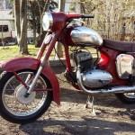 Тюнинг для мотоцикла Ява!>