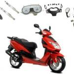 Запчасти на скутер: особенности и правила выбора>