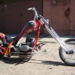 Мотоциклы и мотто тюнинг