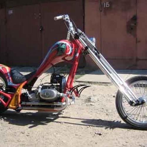 Мотоцикли і мотто тюнінг