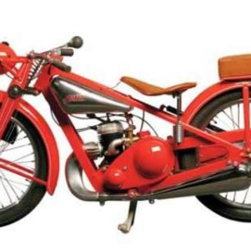 Мотоцикл Ява. Часть первая 1.