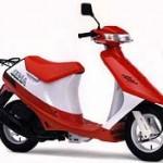 18.02.2011 Сімейство скутер Suzuki Sepia