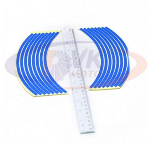 Светоотражающие ленты на диски