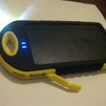 Мобильные и портативные солнечные батареи
