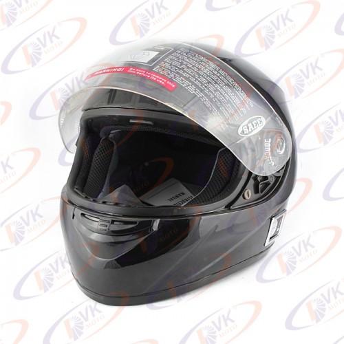 Мотошлем - стильная и надёжная защита головы.