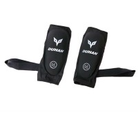 Мягкие наколенники под штаны  Duhan, черные (к-т 2 штуки)