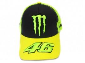 Кепка MotoGP VR 46, салатовая