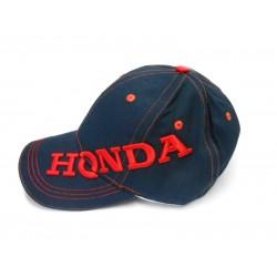 Кепка Honda темно-синяя