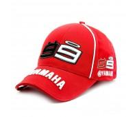 Кепка Yamaha 99 красная