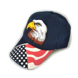 Кепка USA, синяя