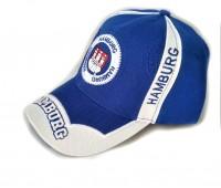 Кепка Humburg, синяя