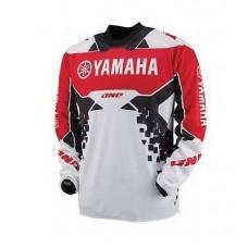 Джерси для мотокросса Yamaha красная, размер L