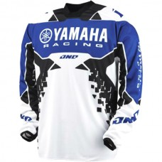 Джерси для мотокросса Yamaha синяя, размер S