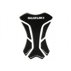 "Наклейка на бак мотоцикла ""Suzuki"" (М-040)"
