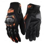 Мотоперчатки KTM чёрные, размер L