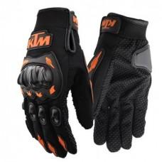 Мотоперчатки KTM чёрные, размер M