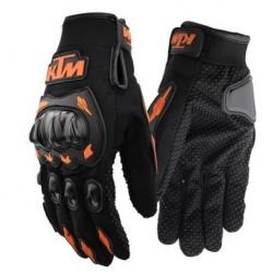 Мотоперчатки KTM чёрные, размер XXL