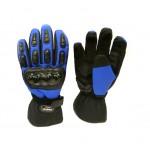 Мотоперчатки зимові Mad Bike TF-01 сині, розмір XL