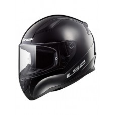 Мотошлем LS2 FF353 Rapid Solid Black Gloss, размер L