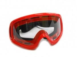 Мотоочки кроссовые Vega MJ-01, красные
