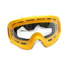 Мотоочки кроссовые Vega MJ-01,  желтые